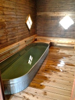 private soaking tubs