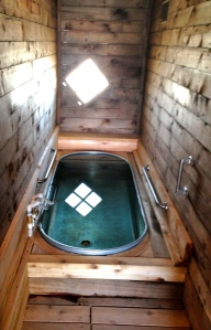 Our Private Bathhouses